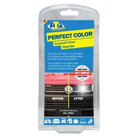ATG črna barva za odbijače Plastic Perfect