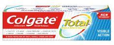 Colgate Total visible action zubná pasta