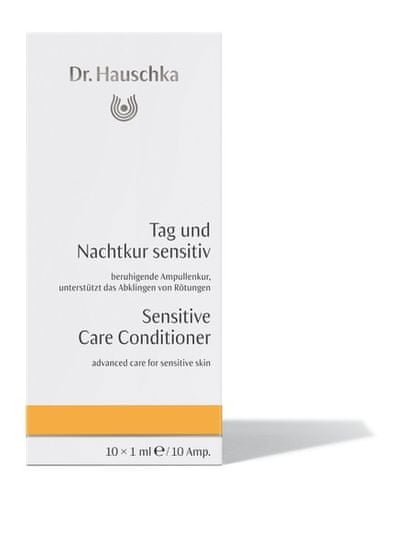 Dr. Hauschka Pleť omrežje zdravilo za občutljivo kožo Sensitiv ( Sensitiv e Care Conditioner)