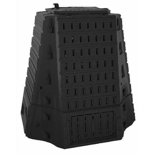 Prosperplast BIOCOMPO 900 l černá