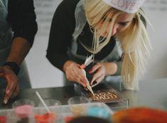 Allegria kurz výroby čokolády Praha