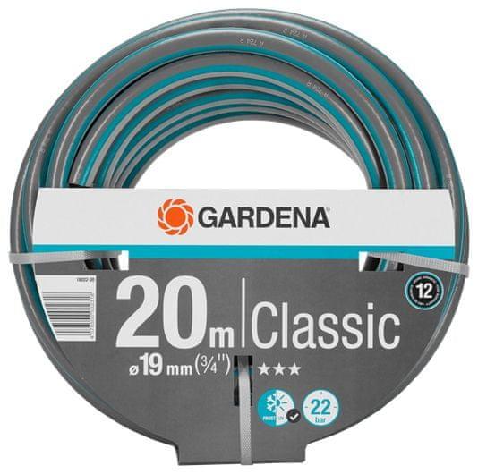 """Gardena 18022-20 hadice Classic (3/4"""") 20 m bez armatur"""