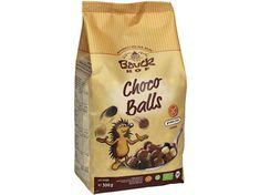 Bauck HOF Bio Kuličky čokoládové bezlepkové 300g