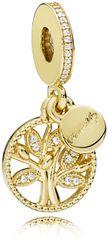 Pandora Luxus medálcsalád gyökerek 761728 ezüst 925/1000