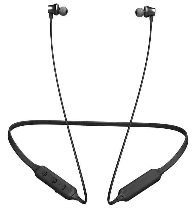 Celly Bluetooth stereo sluchátka BH Air, černá BHAIRBK