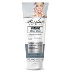 Naturalium Żel do mycia twarzy White ning (Facial Wash) 175 ml