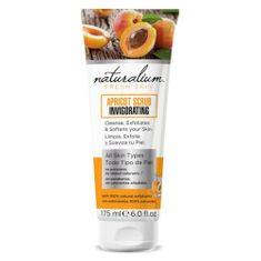 Naturalium Meruňkový tělový peeling (Apricot Scrub Invigorating)