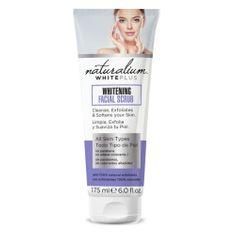 Naturalium Pleťový peeling Whitening (Facial Scrub) 175 ml
