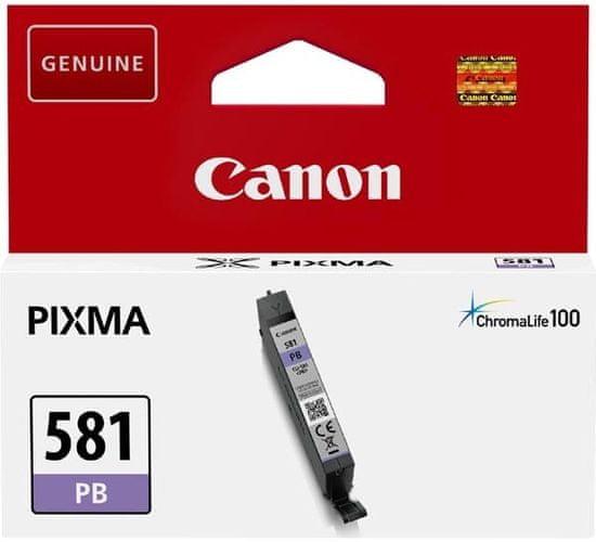 Canon CLI-581PB, fotografická modrá (2107C001)