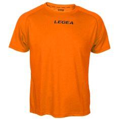 LEGEA dres Crimea reflexný oranžový veľkosť M