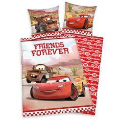 Herding Povlečení Cars Friends Forever