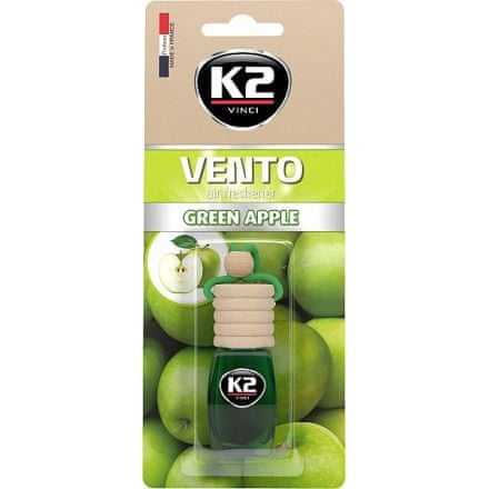 K2 Vento osvježivač zraka, zelena jabuka
