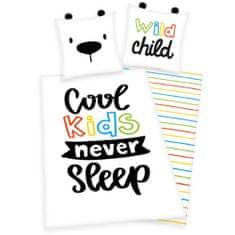 """Herding Povlečení """"Cool kids never sleep"""""""
