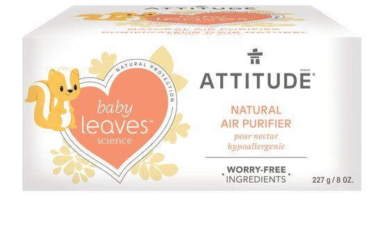 Attitude naravni osvežilec zraka baby z aromo hruške, 227 g