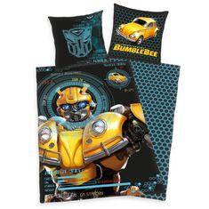 Herding posteljnina Transformers Bumblebee