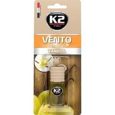 K2 Vento osvežilec zraka, vanilija
