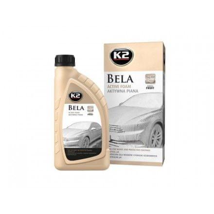 K2 avto šampon Bela Energy Fruit, 1l