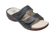 SANTÉ Zdravotní obuv dámská N/124/1/69 černá