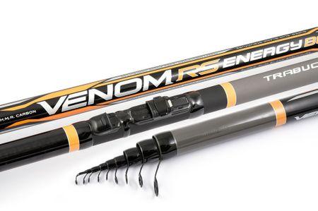 Trabucco Prút Venom RS Energy Bolo 5 m