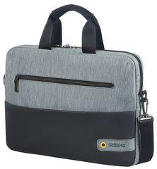 "Samsonite American Tourister City Drift Laptop Bag 13,3""-14,1"", černá/šedá 28G*09003"