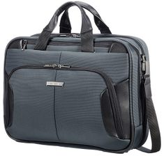 "Samsonite XBR Bailhandle 2C 15,6 "" Grey/Black 08N*18007"