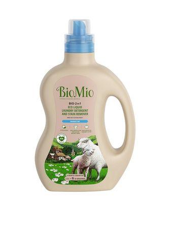 BioMio tekoči detergent za perilo 2v1 Eco