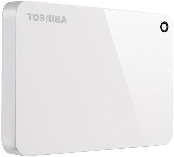 Toshiba Canvio Advance - 1tb, Bílá Hdtc910Ew3Aa