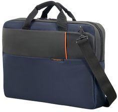 "Samsonite Qibyte Laptop Bag 17,3 "" Blue 16N*01003"