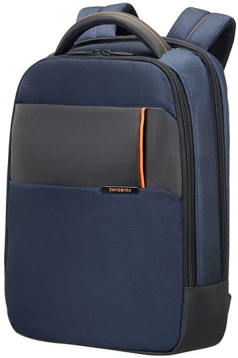 Samsonite Qibyte Laptop Backpack 14,1 '' Blue 16N*01004