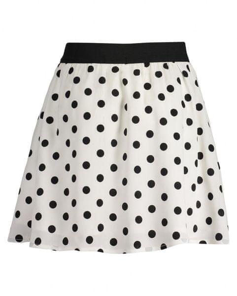 2071e0b980d4 Blue Seven dívčí sukně s puntíky 164 bílá
