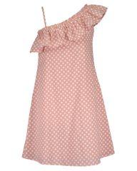 Blue Seven dívčí šaty s volánem
