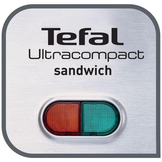 TEFAL SM157236 ULTRACOMPACT GRILL szendvicssütő