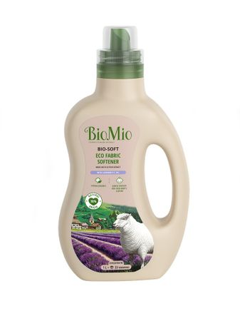 BioMio bio mehčalec z vonjem sivke, 1000 ml