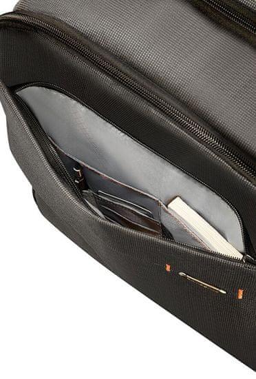 "Samsonite Network 3 Laptop Backpack 15,6 "" Charcoal Black CC8*19005"