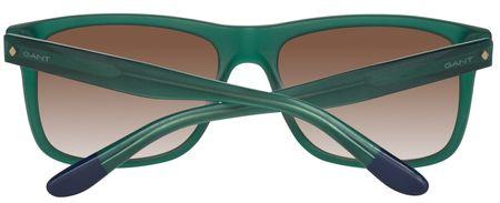 Gant pánské zelené sluneční brýle  1e932c8055b