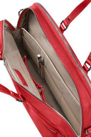 ebd40619ae821 Samsonite torba na laptopa Karissa Biz Bailhandle 15