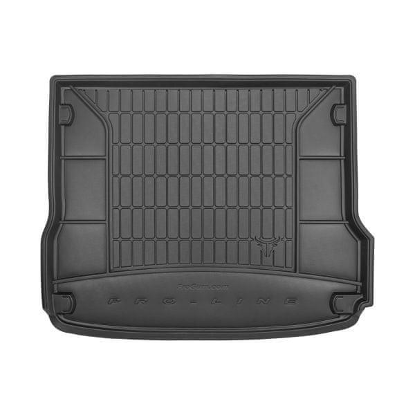 Gumová vana do kufru Frogum Audi Q5 2008 - 2017 - 5 místný model - PRO-LINE