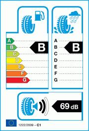 Goodyear guma EfficientGrip Compact XL OT 185/60R15 88T