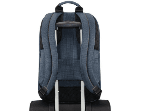 notebook táska Samsonite Network 3 LAPTOP backpack 15.6 Space Blue CC8*01005 pánt kofferhez
