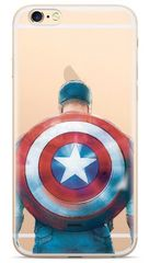 MARVEL Zadní Kryt pro Huawei P20 Lite Captain America 002 MPCCAPAM310