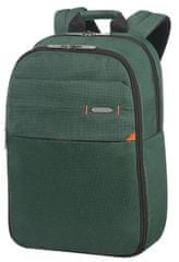 "Samsonite Network 3 Laptop Backpack 15.6"" Bottle Green CC8*04005"