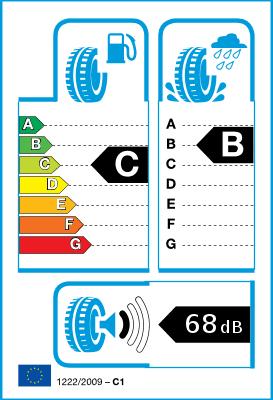 Goodyear guma EfficientGrip SUV 225/60R18 100V