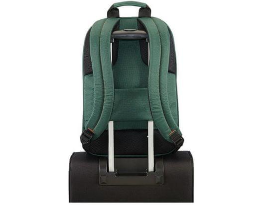 """Samsonite Network 3 Laptop Backpack 15.6"""" Bottle Green CC8*04005"""