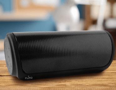 Puro Bluetooth zvočnik V2.1, črn