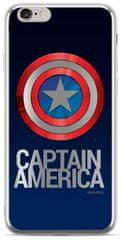 MARVEL Zadní Kryt pro Huawei P20 Lite Captain America 001 MPCCAPAM065