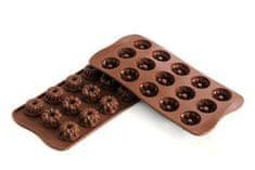 Silikomart Silikonová forma na čokoládu – bábovky