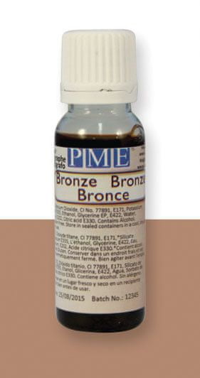 PME PME airbrush farba lesklá – bronzová