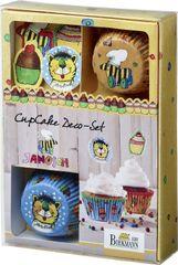 Birkmann Sada na zdobení muffinů JANOSCH