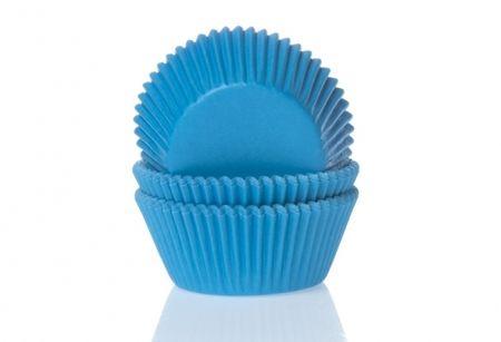 Košíčky na muffiny 50ks modré