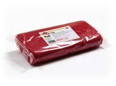 Kelmy Poťahovacia hmota 1 kg – červená